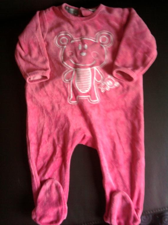 pyjama laredoute 2€
