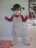 robe kaki kitchoun 12 mois
