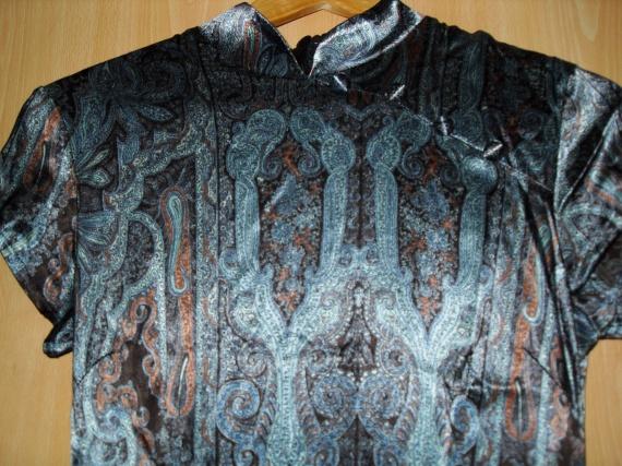 details robe chinoise