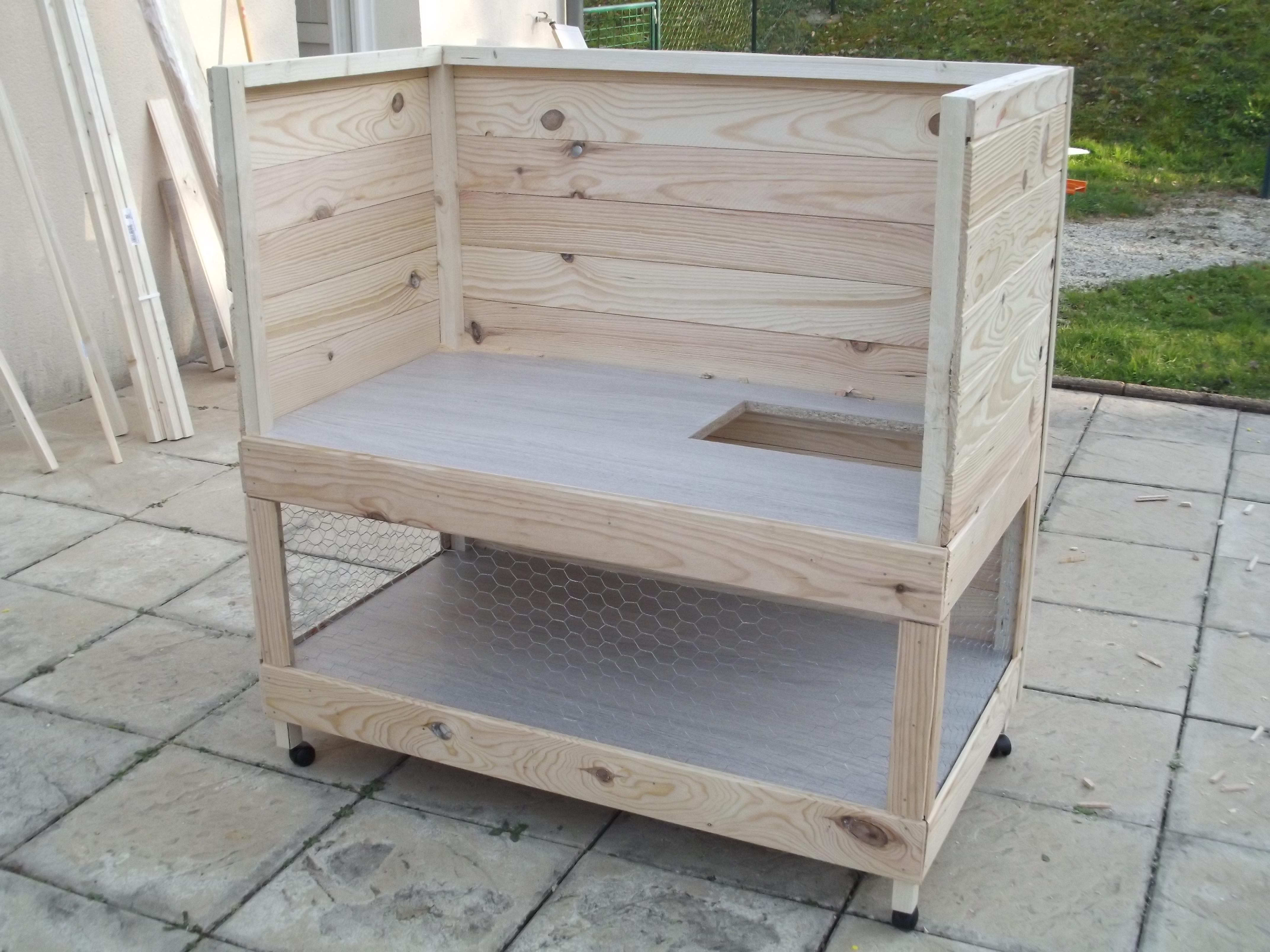 fabriquer une cage a oiseaux en bois. Black Bedroom Furniture Sets. Home Design Ideas