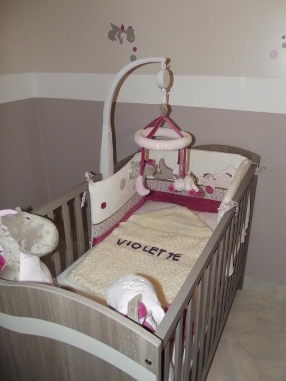Et la chambre les muguettes 2014 futures mamans forum grossesse b b - Tour de lit noukies victoria et lucie ...