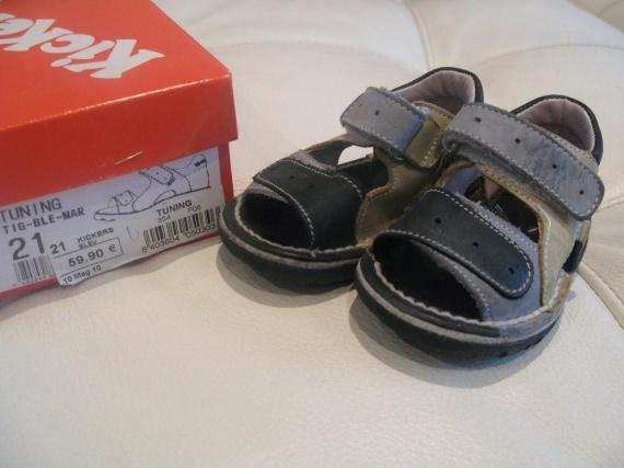 Chaussures Garçon_21 (Kickers)
