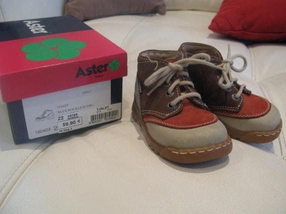 Chaussures Garçon_22 (Aster)