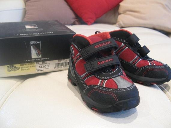 Chaussures Garçon_23 (Geox)