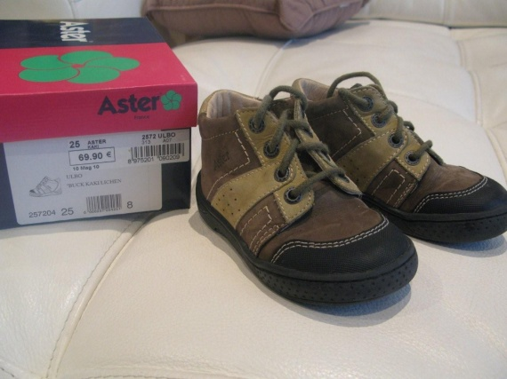 Chaussures Garçon_25 (Aster)