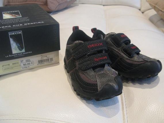 Chaussures Garçon_27 (Geox)