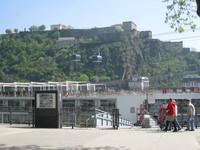 forteresse à Coblances