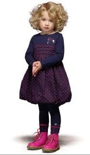 15cd3a7b6fd25 robe marèse 2 ans avec legging et chaussette. - hiver 2012 2013 pour ...