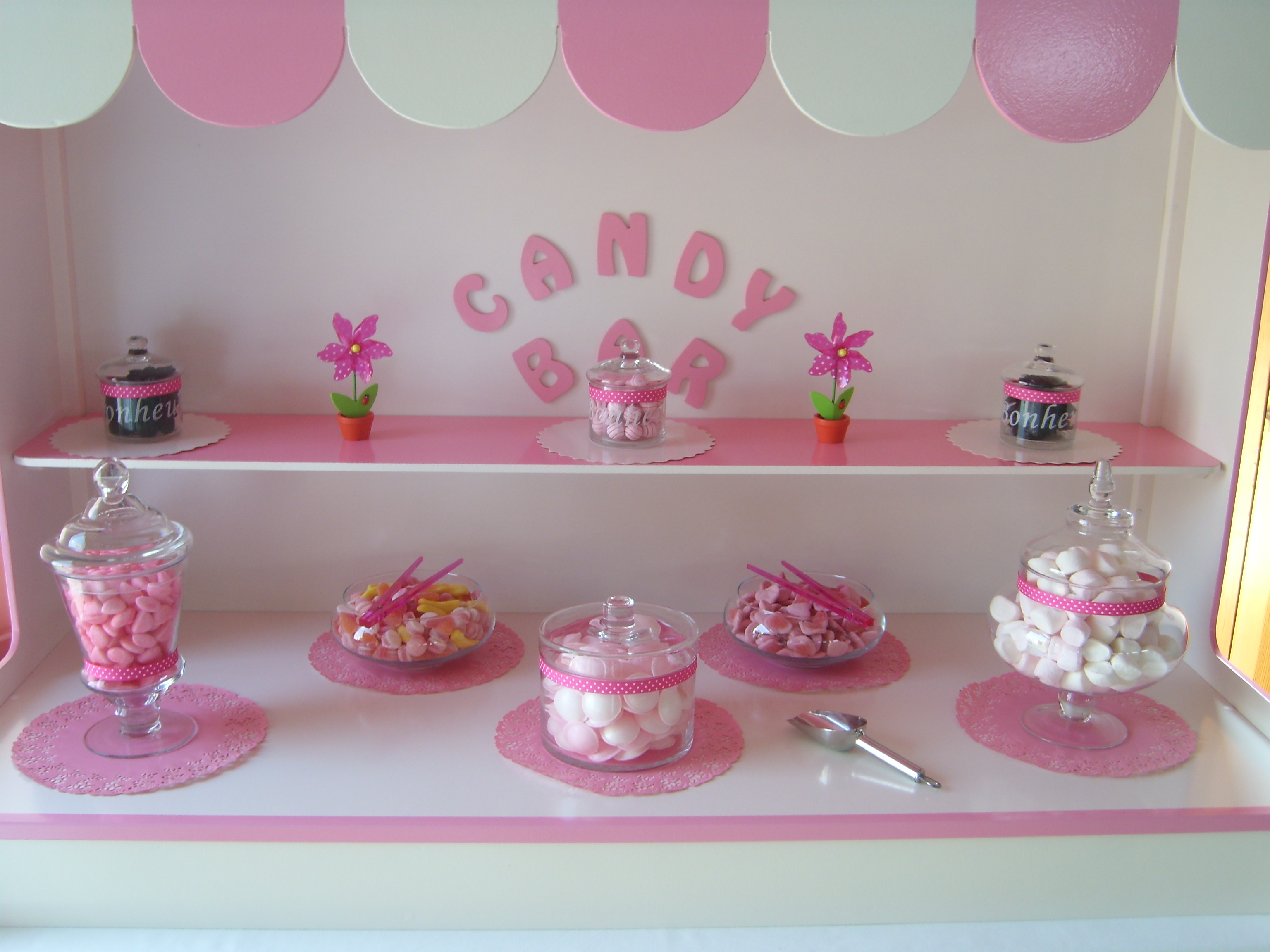 Deco pour candy bar fashion designs - Candy bar pas cher ...