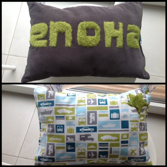 coussin Enoha