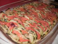 tian courgettes tomates oignons