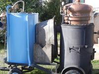 Distillation, Rangement