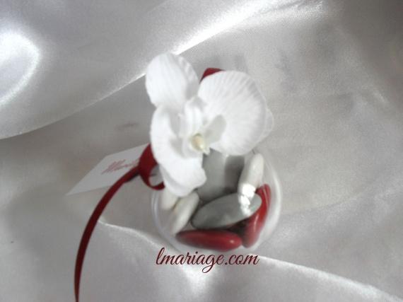 boule d'orchidée