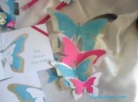 envol de papillon