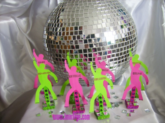thème disco