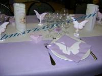 Le menu papillon