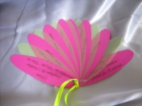 menu fleur