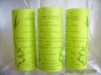 menu photophore bambou