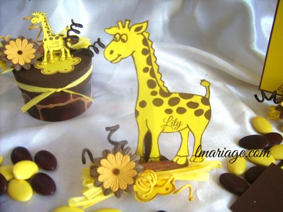 marque place girafe