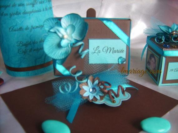 marque place orchidée