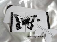 faire-pat papillon dentelle + papillon invitation repas
