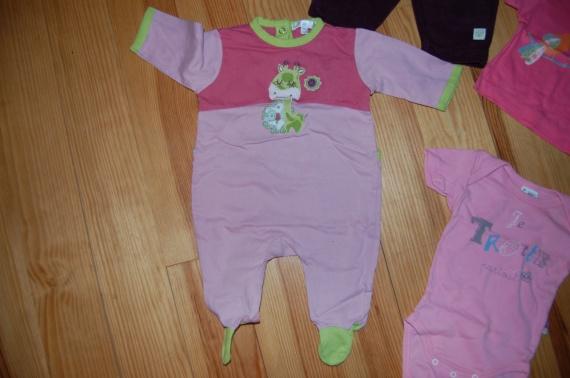 Gros lot à vendre : pyjama 3 mois Kitchoun