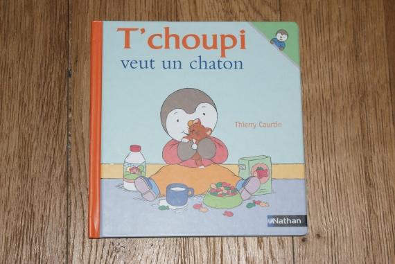 tchoupi 2,50€