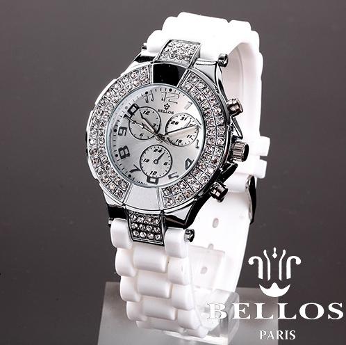 montre blanche GF 2