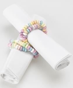 Deco a vendre jeune mari e du 2 juin 2012 mariage forum vie pratique - Pliage serviette bonbon ...
