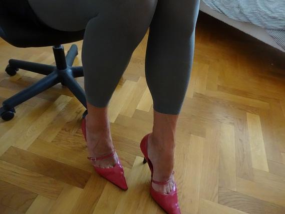 corinne jambes