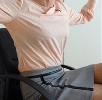 Corinne blouse rose
