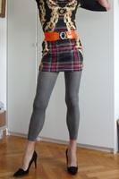 Corinne ceinture orange