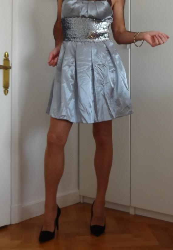 Corinne robe cocktail