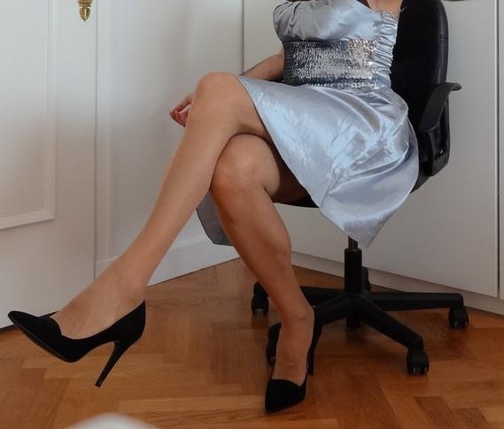 Les jambes de Corinne_