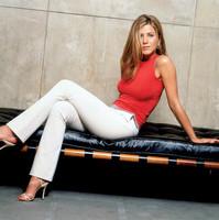 Jennifer_en pantalon blanc