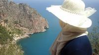 le Cap Carbon à Bejaia