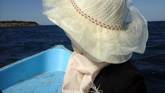 """vers les iles cavallo appelés aussi """"les iles de Dzira"""" à Jijel"""