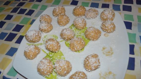 billes de coco