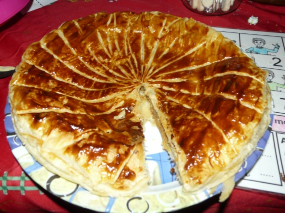 gallette le roi a la patate douce