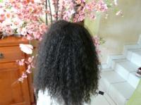 cheveux crepu