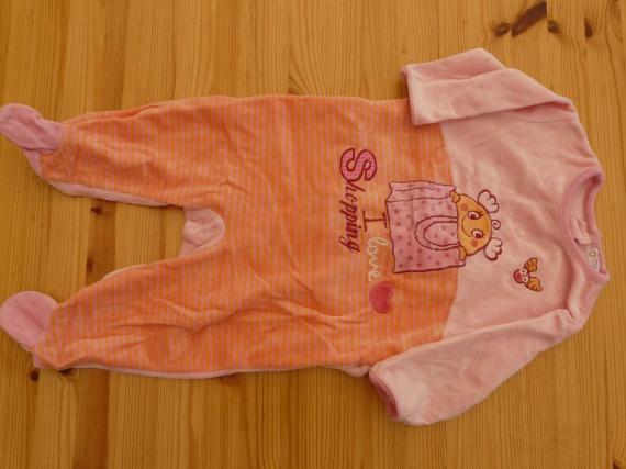 Pyjama KITCHOUN 12mois 2,50euros