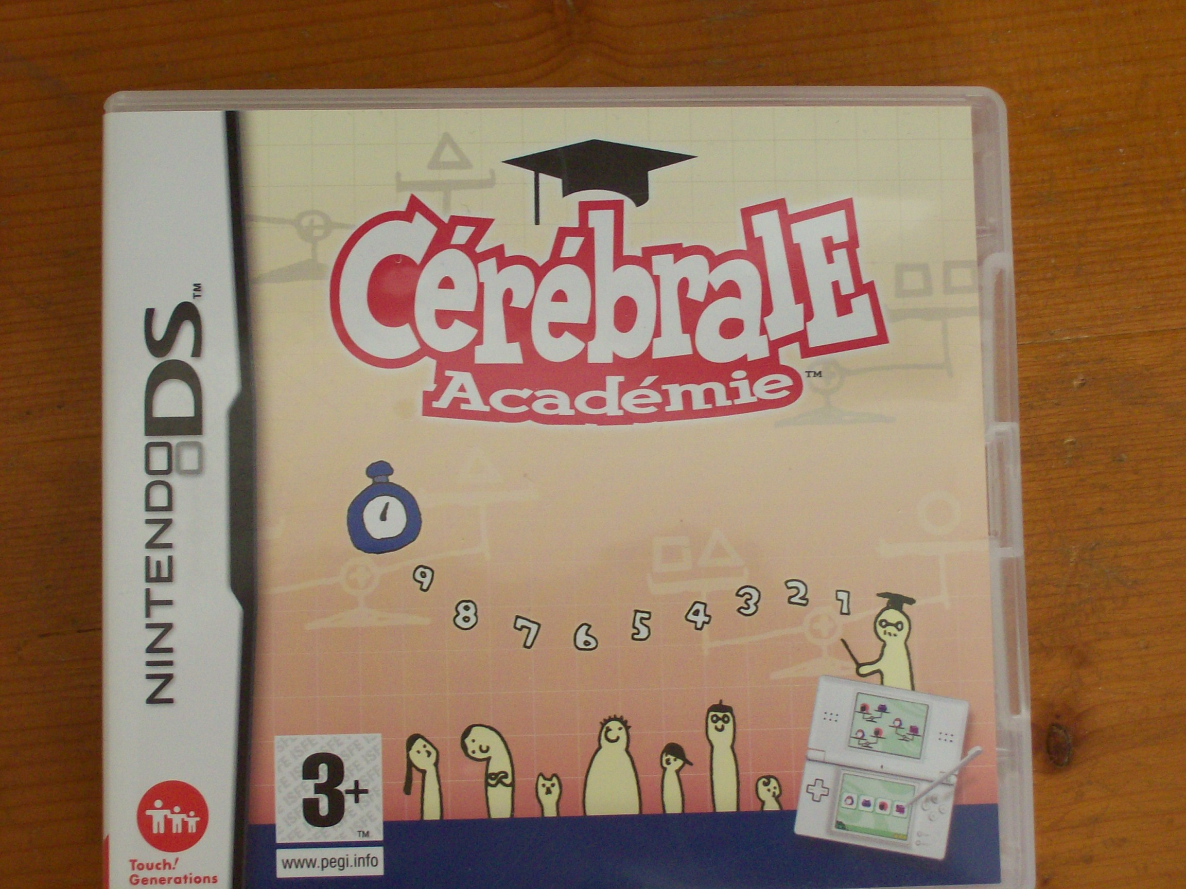 jeu nintendo ds cerebrale academie 15 jeu wii et nintendo ds a vendre lealucy photos. Black Bedroom Furniture Sets. Home Design Ideas