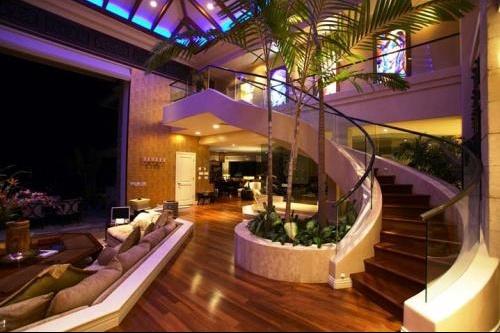 maison-tiger-woods-etage