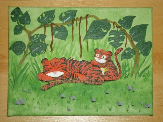 mon tigron cheri