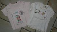 2Tshirts IKKS 12€