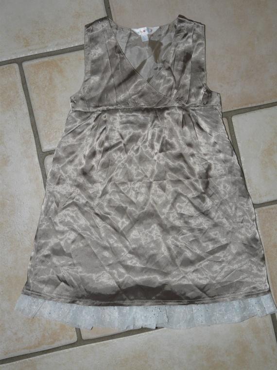 robe scintillante Kiabi 5€