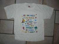 Tshirt Ile Maurice neuf 3,50€