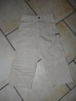 NEUF pantalon transformable 7,50€