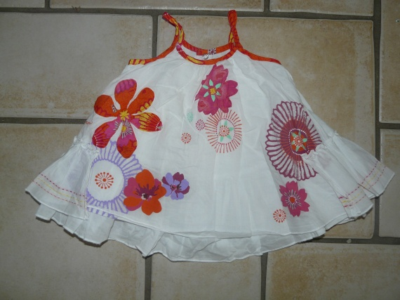 robe bain de soleil 25€