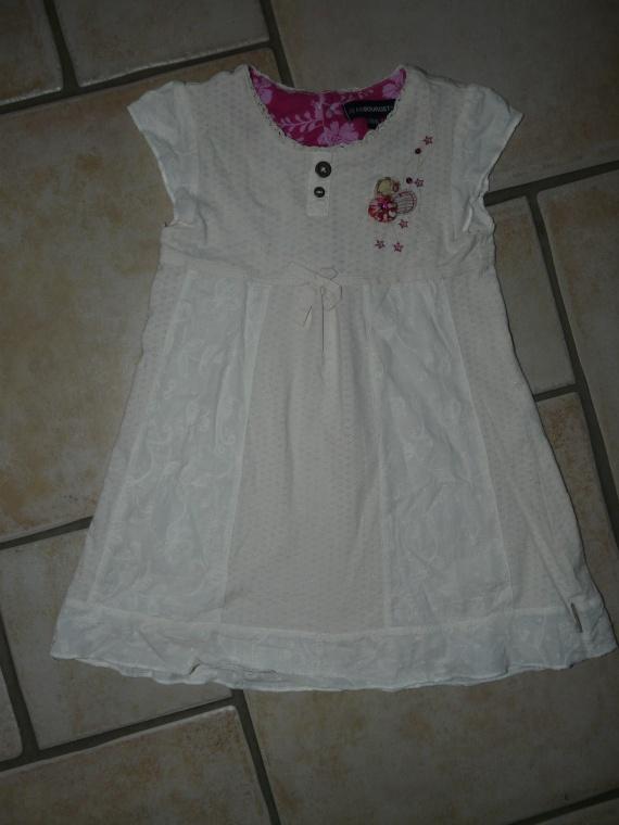 robe Jean Bourget 18€